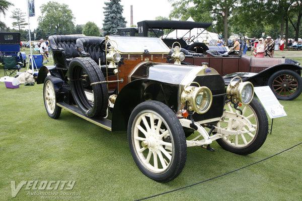1908 Fiat Roadster