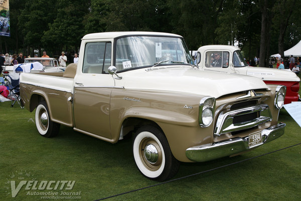1957 International pickup