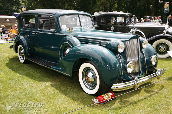 1938 Packard 1607 Formal Sedan