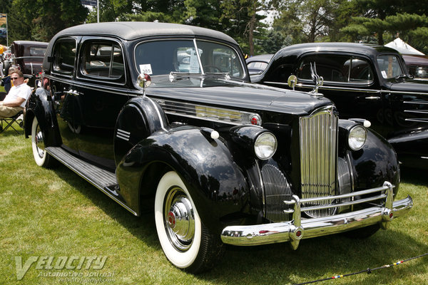 1940 Packard 180 Formal Sedan