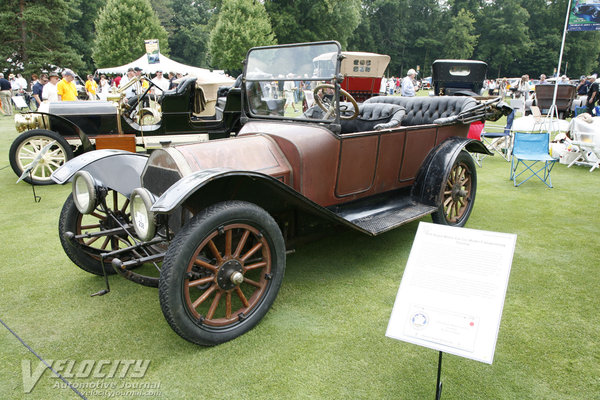1914 Regal Model T Touring