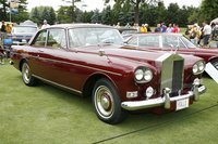 1964 Rolls-Royce Silver Cloud Coupe