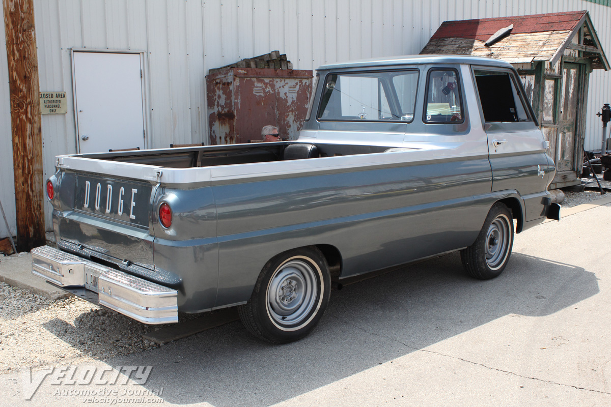 Picture of 1966 Dodge A100 pickup