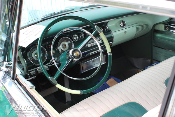 1956 Imperial C73 Southampton coupe Interior