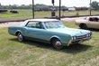 1966 Oldsmobile Cutlass 4-door hardtop