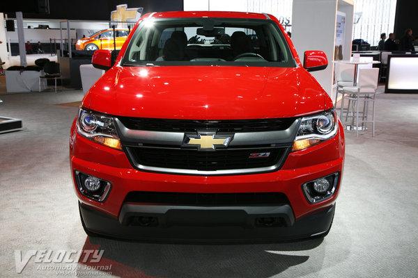 2015 Chevrolet Colorado Crew Cab