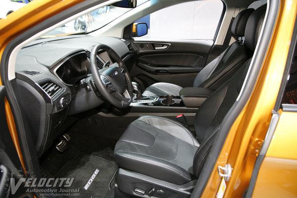 2015 Ford Edge Interior