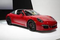 2016 Porsche 911 Targa
