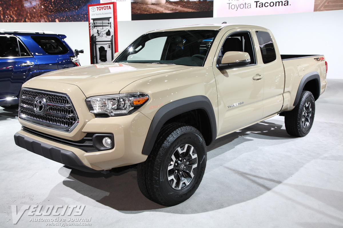 2016 tacoma specifications 2017 2018 best cars reviews. Black Bedroom Furniture Sets. Home Design Ideas