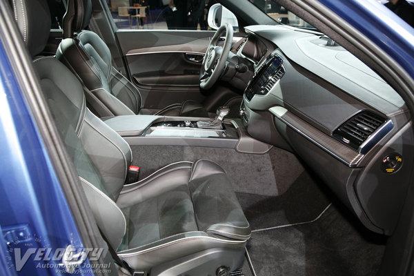 2016 Volvo XC90 R Design Interior