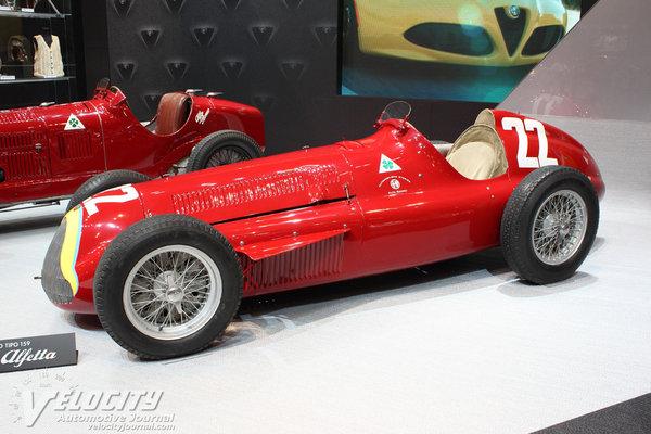 1951 Alfa Romeo 159 Alfetta