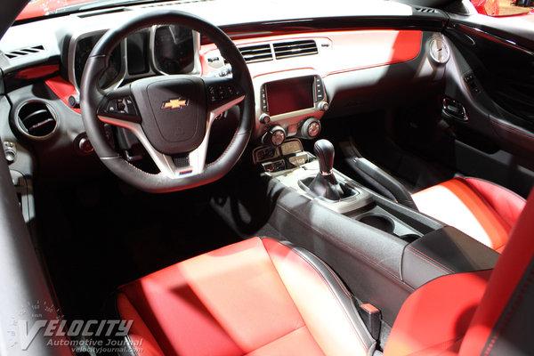 2015 Chevrolet Camaro SS Interior