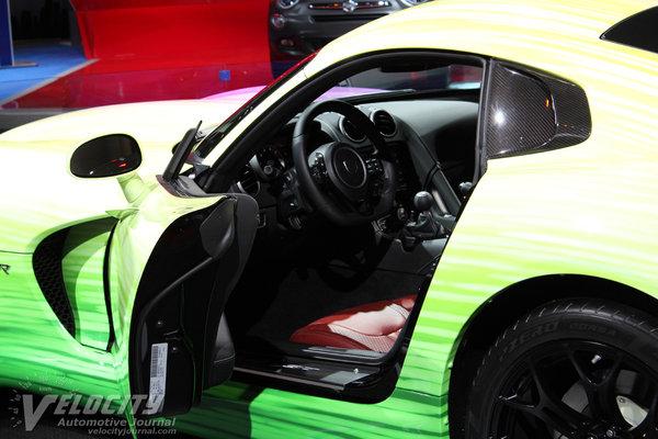 2015 Dodge Viper 1 of 1 Interior