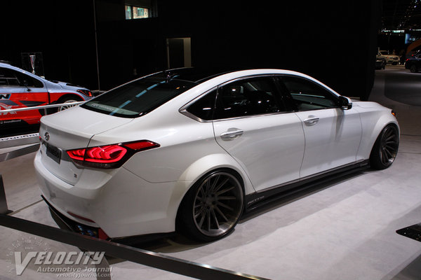 2014 Hyundai AR550 Genesis by ARK Performance