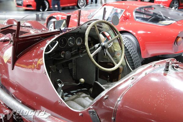 1933 Alfa Romeo 8C 2300 Monza Interior