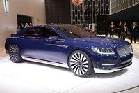 2015 Lincoln Continental