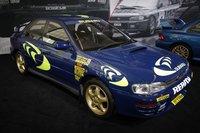 1996 Subaru Impreza 555 Rally Car