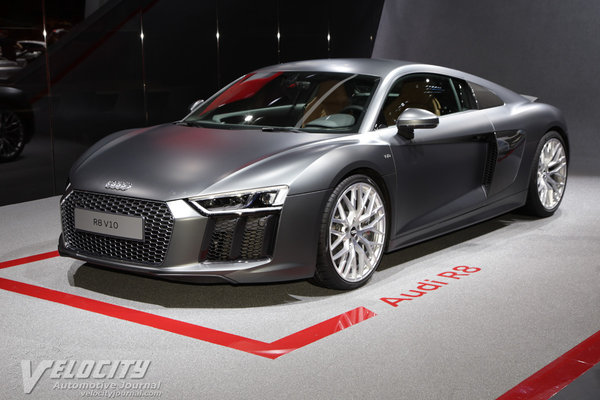 2017 Audi R8