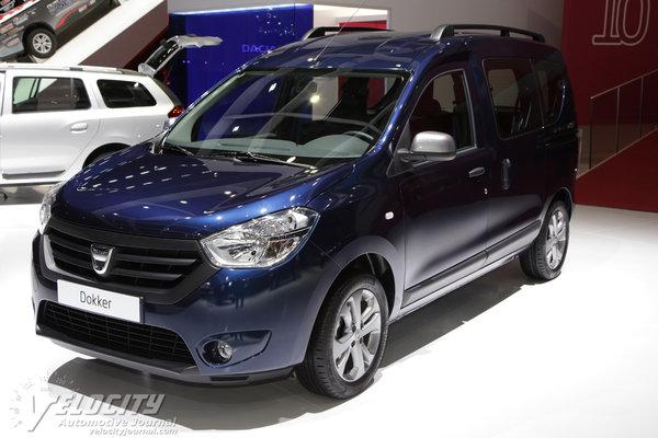 2015 Dacia Dokker
