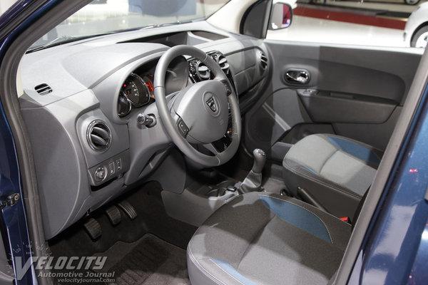 2015 Dacia Dokker Interior