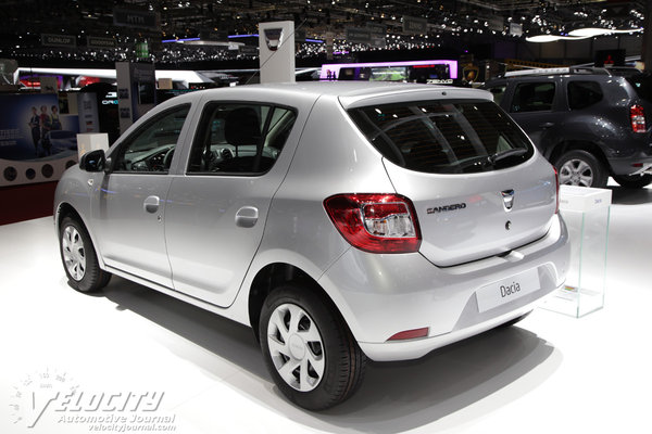 2015 Dacia Sandero