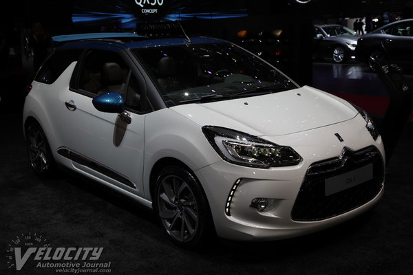2015 DS DS3
