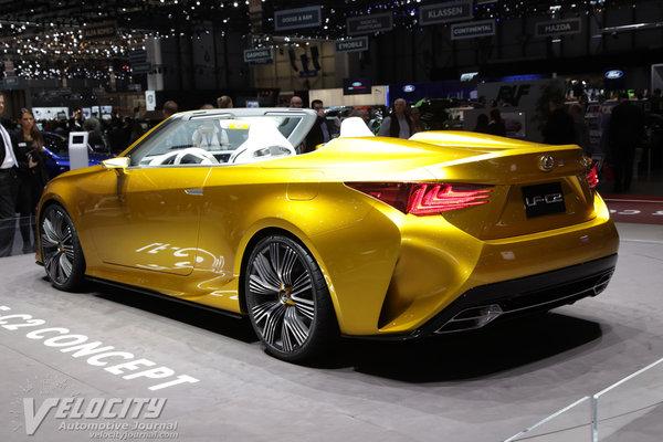 2014 Lexus LF-C2