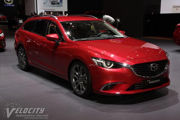 2015 Mazda Mazda6 Wagon
