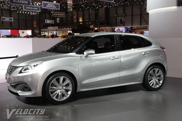 2015 Suzuki iK-2