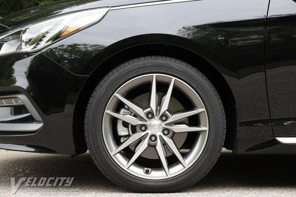 2015 Hyundai Sonata Sport Wheel