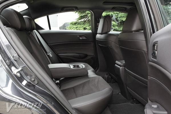 2016 Acura ILX Interior
