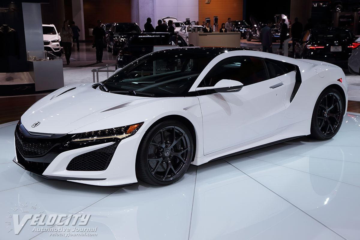 Picture Of 2017 Acura Nsx
