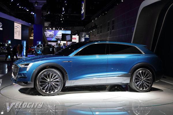 2015 Audi e-tron quattro