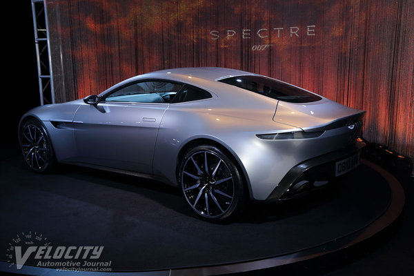 2015 Aston Martin DB10