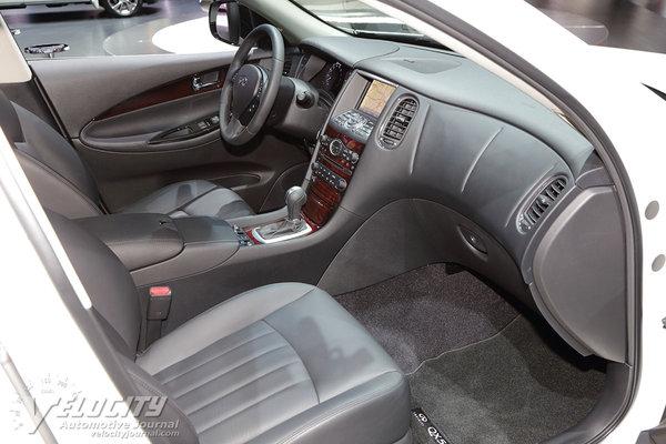 2016 Infiniti QX50 Interior