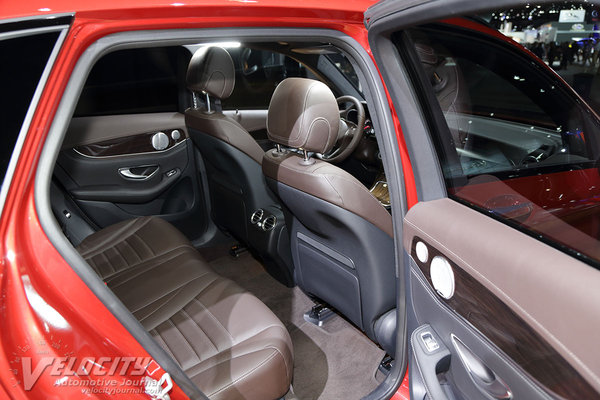 2016 Mercedes-Benz GLC-Class Interior