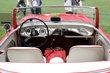 1958 Austin Healey 100-6 Interior