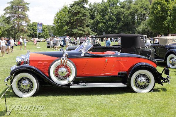 1928 Auburn 8-88 Speeedster