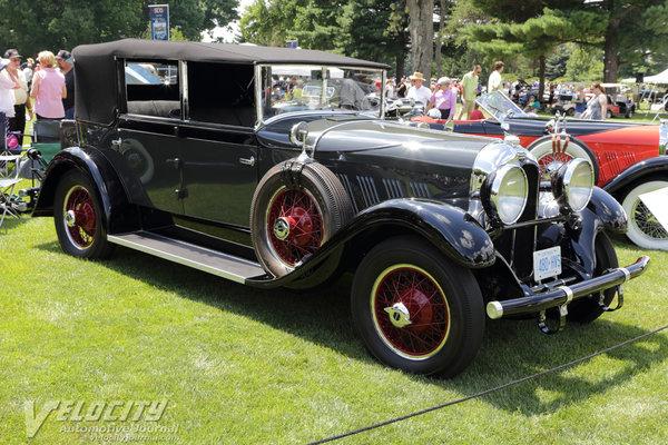 1930 Auburn 8-95 Phaeton Sedan