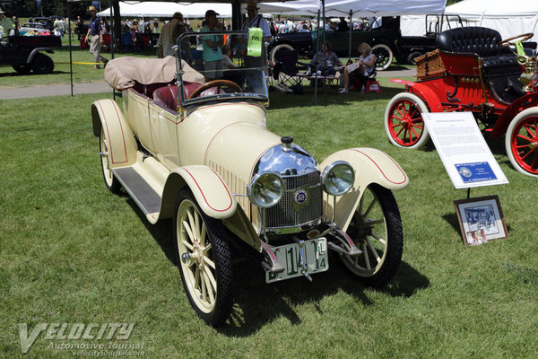 1914 Buick Cycle Car