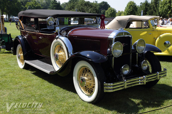 1929 Buick Series 129 55 Sport Touring