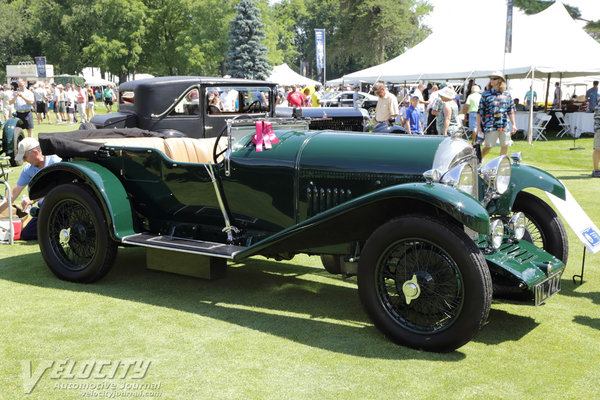 1925 Bentley Tourer