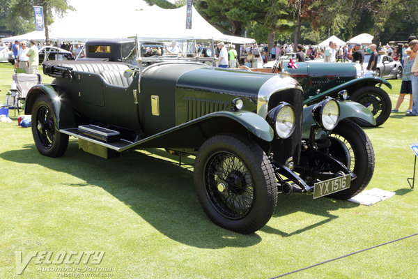 1928 Bentley 4.5 Litre Vanden Plas