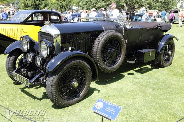 1929 Bentley Tourer