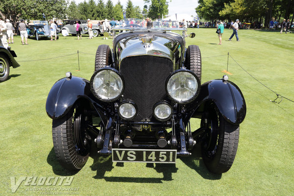 1929 Bentley Tourer