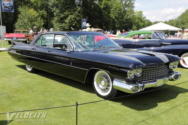 1959 Cadillac Eldorado Brougham sedan