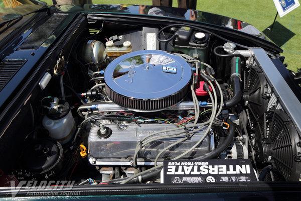 1974 De Tomaso Longchamp Engine