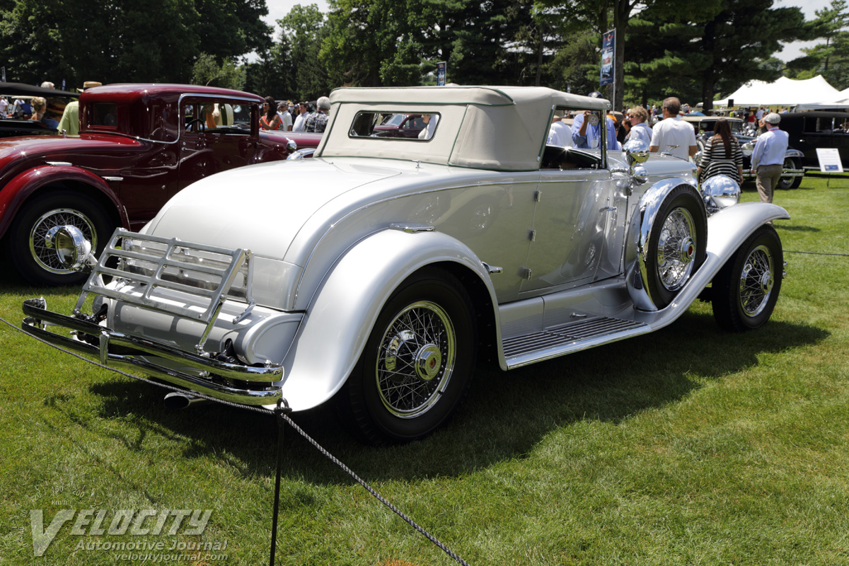Picture Of 1929 Duesenberg J Convertible Coupe Roadster By