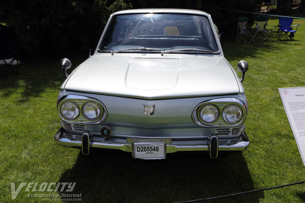 1966 Hino Contessa coupe