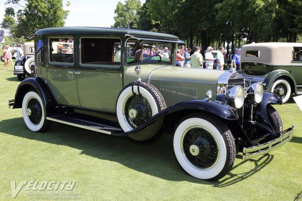 1929 LaSalle Model 328 Town Sedan